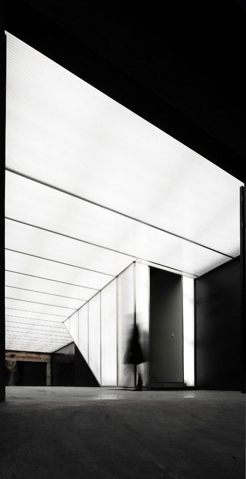 Stone Art Galley —   O-office Architects