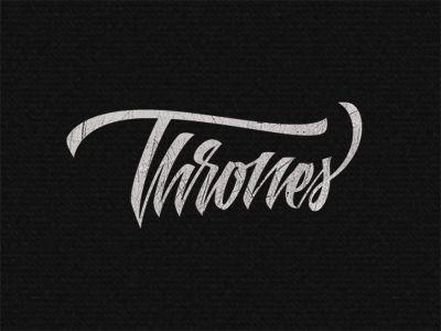Thrones by Artimasa