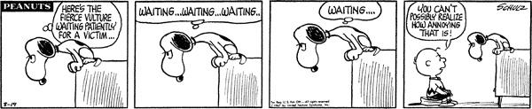 August 19, 1967 - fierce vulture