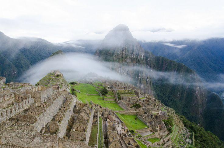 Le Pérou - Par Céline du blog Le Joyeux Bazar
