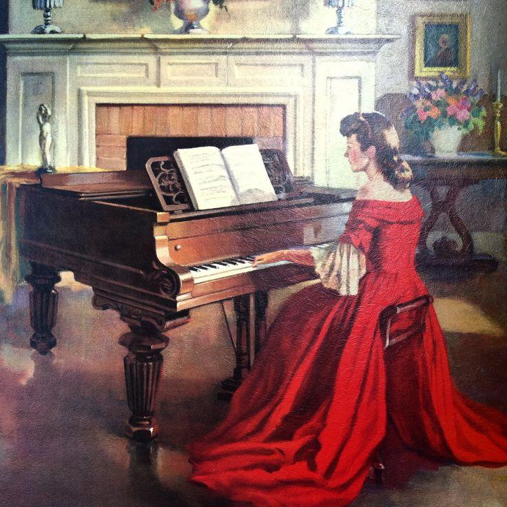 Pin by Jan Walker on Fine Art Music | Piano art, Playing ...