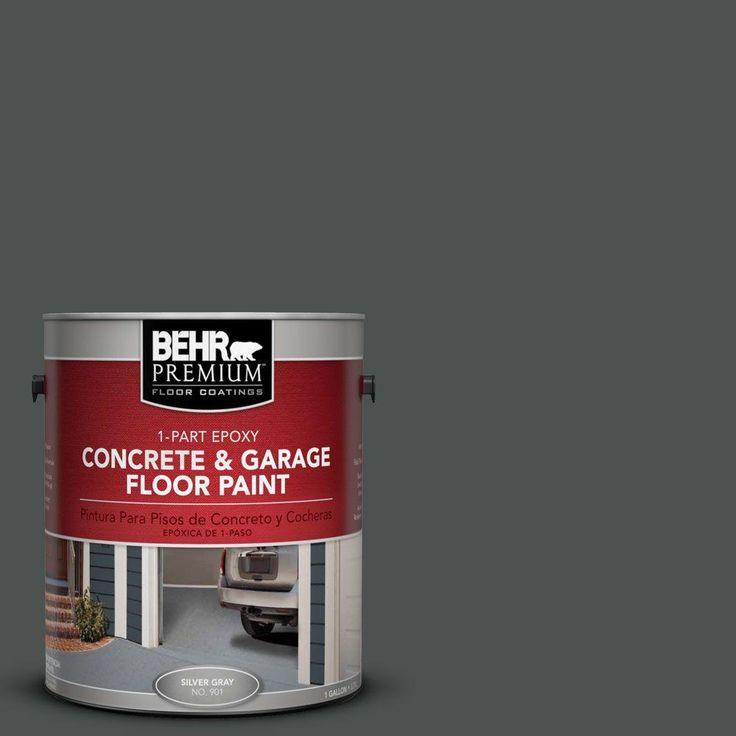 BEHR Premium 1 Gal. #pfc 70 Putting Green 1 Part Epoxy Concrete And Garage Floor  Paint, Greens