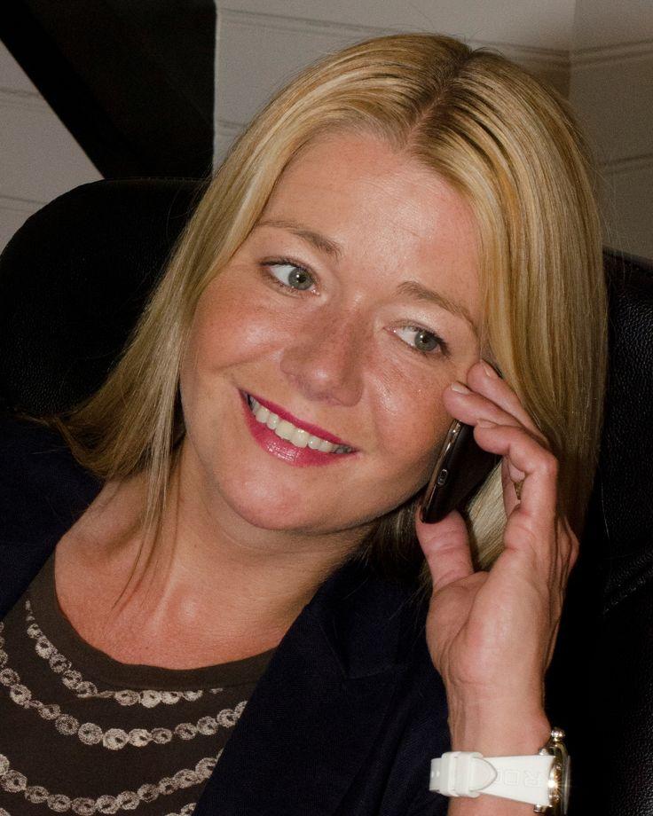 Mijn PR dame herself! Lilianne van Kaauwen
