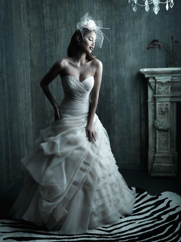 76 best Wedding Dresses images on Pinterest   Wedding frocks ...