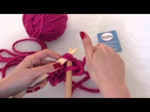 # Tricot # comment faire une diminution en tricot by WoolKiss