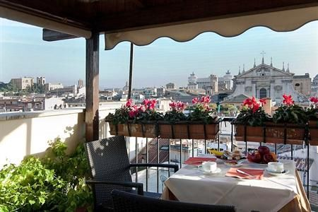 Set in Rome City Centre, the Colonna Palace Hotel is five-minutes' by car from the heart of Rome. Situated in the Latium Wine Region, this e...