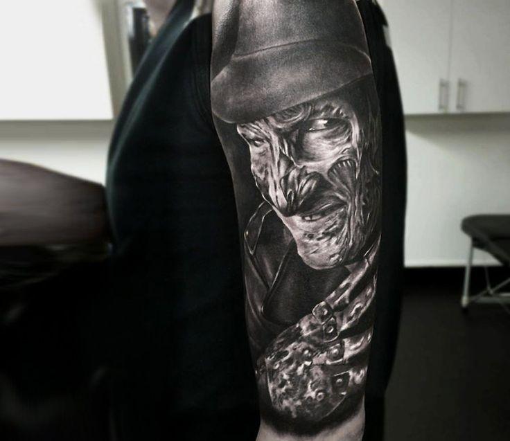 Horror Movie Tattoos Tattoos: 45 Best Stephen King Horror Tattoos Images On Pinterest
