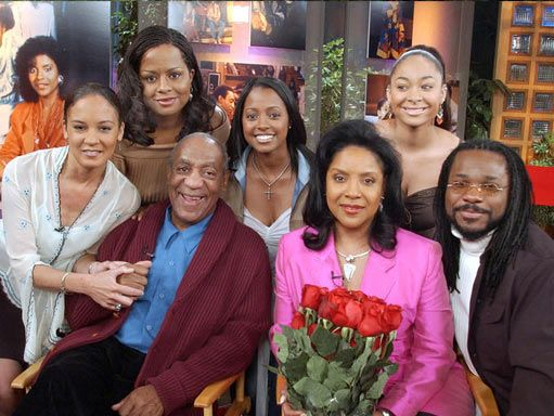 The Cosby Show - Great get together photo!