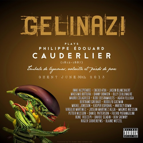 Gelinaz prestigious international food festival coming up!
