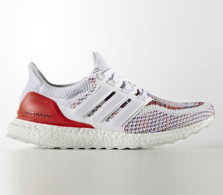 adidas Teases Another Partial Multicolor Colorway of the Ultra Boost: We  have yet to see a full multicolor version of the adidas Ultra Boost,  however they ...