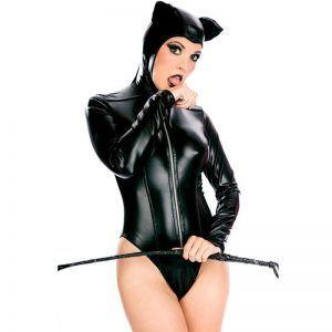 trasporto-libero-2015-di-cuoio-nero-sexy-catsuit-catwoman-costume-lingerie-costumi-di-halloween-per-le