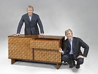 Awesome The Keno Brothers, U0027Antiques Roadshowu0027 Appraisers, Branch Out With Furniture  Line That Has A Modern Look