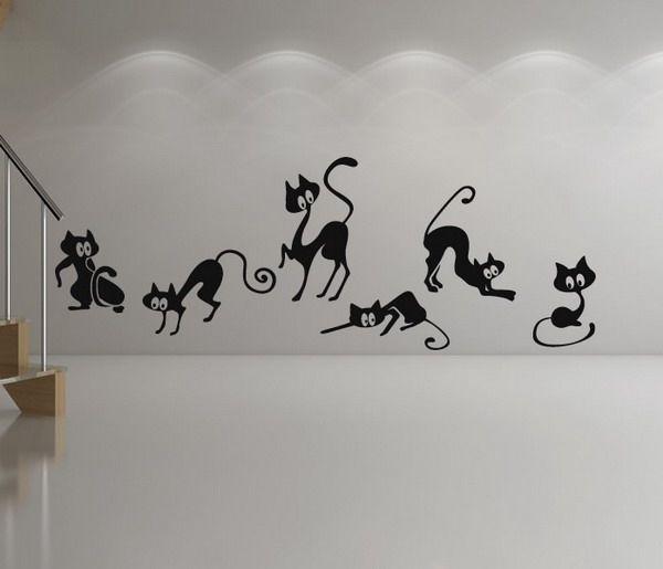 Трафареты для стен своими руками