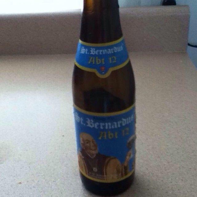 St. Bernardus Abt 12-Belgian Quad...