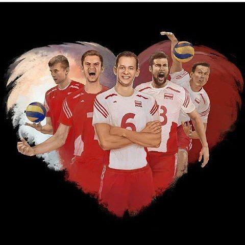 Panowie, moje serce jest już zajęte ❤! @sercemzsiatkarzami #siatkówka #siatkowka #volleyball #volleyballlove #volei #volleyballteam #nationalteam #NT #reprezentacja #mistrz #champion #volei #pallavolo #volley #kurek #kłos #Bieniek #Kubiak #buszek #wenevergiveup
