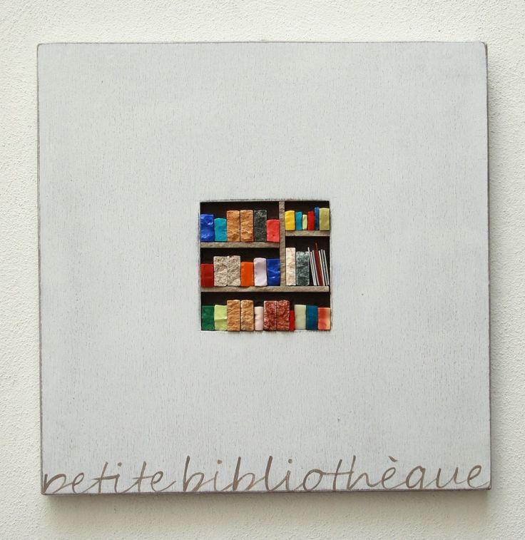 Mosaico Artigiano – Laboratorio di artigianato artistico   petite bibliothèque
