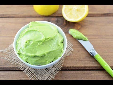 MAYONESA DE AGUACATE - Cómo preparar mayonesa VEGANA DE AGUACATE? - YouTube