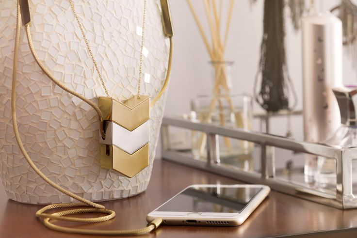 New Wearable Tech Jewelry Company Tinsel Makes Headphones Glam