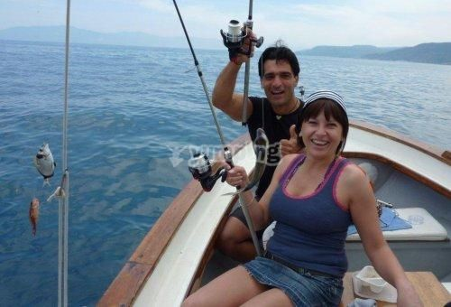 Fishing in Calabria - Italy