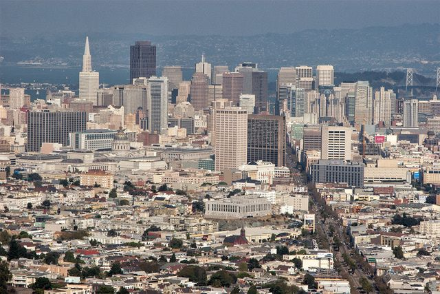 San Francisco Sightseeing - Been there, done that? Try these sights.
