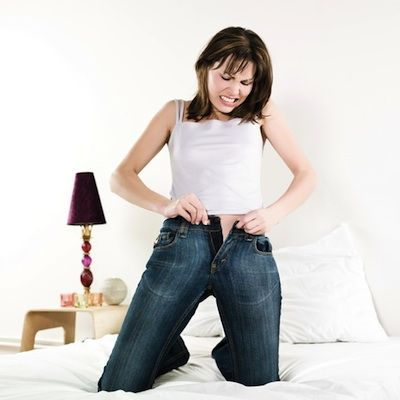 Problems only women with big butts understand ... pants are either droopy or too low.