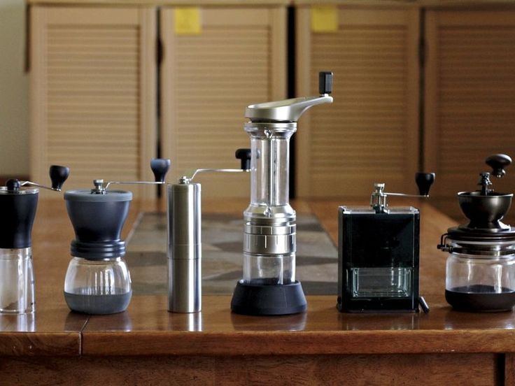 Gadget Review: Six of the Best Hand Coffee Grinders - Eater