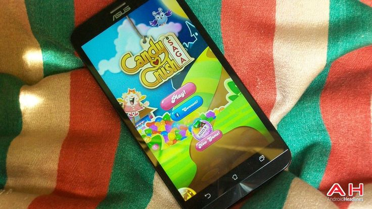 Ever wondered what Candy Crush looks like from the inside?