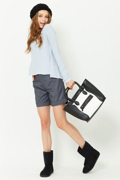 清潔感とカジュアル感がベストマッチ☆シックタイプの女子にオススメしたい☆キレカジ系コーデ、スタイル・ファッションの参考に♪