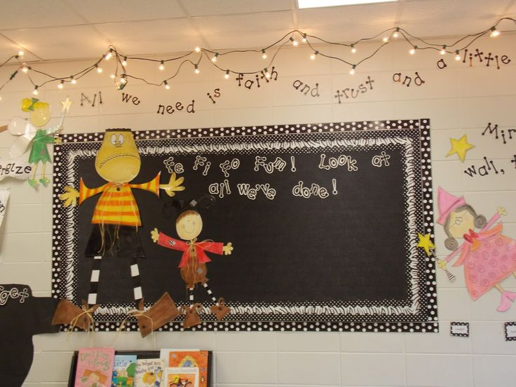 Glyph Girls cutest room! Fairy tale theme