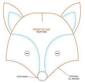 fox Pattern Cut Out - Bing Images