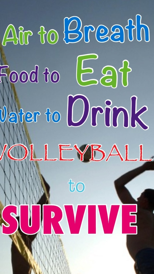 Volleyball<3