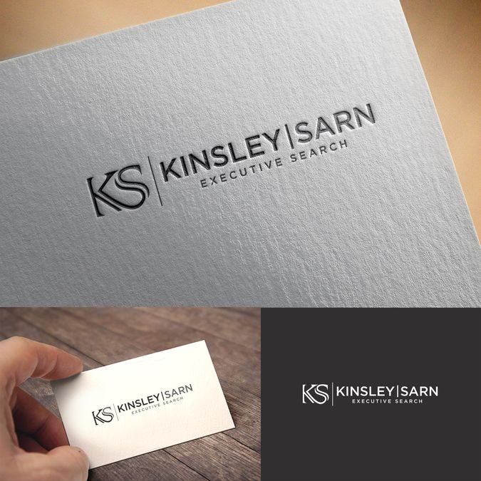 Create a classy professional logo for top executive recruiting company by King Creativity®