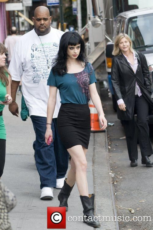 Krysten Alyce; actress, musician, and former model. Ritter is best known for her roles as Jane Margolis on the AMC drama series Breaking Bad and Chloe on the ABC comedy series Don't Trust the B---- in Apartment 23.