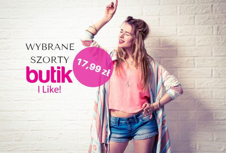 eButik: modne szorty tylko za 17,99 zł - Gdzie Promocja