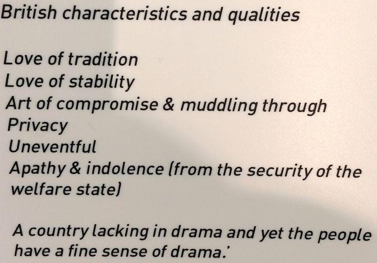 British Characteristics and Qualities. From the notebooks of photographer Tony Ray-Jones