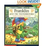 Franklin and the Thunderstorm0590026356, Paulette Bourgeois, 978 0590026352, Asin, Brenda Clark, 0590198386, Franklin, Ebook Pdf, Thunderstorms 9780590026352