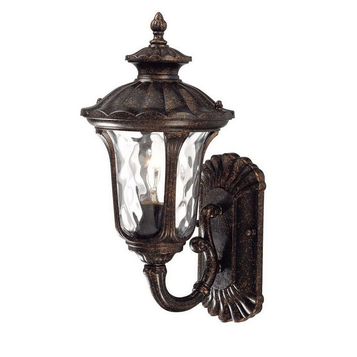 Shop Volume International Tavira 15.25-in H Vintage Bronze Outdoor Wall Light at Lowes.  sc 1 st  Pinterest & 95 best Lighting-Outdoor images on Pinterest | Lanterns Bronze ... azcodes.com