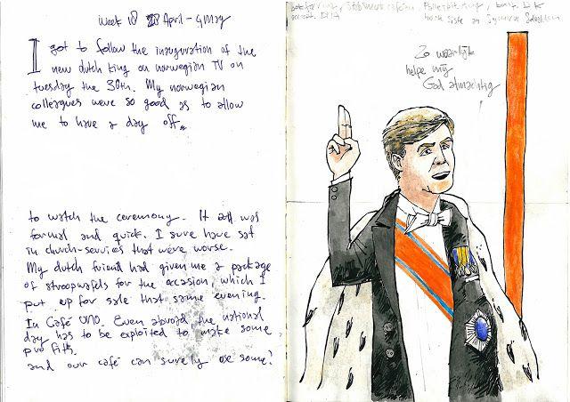 Drawing Diary: Week 18 2013 nr1