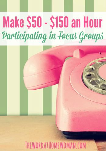 if you're looking to make some extra cash by participating in focus groups -- there are lots of places to get connected. Best of all, these opportunities pay well. Here's what you need to know.