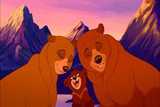 Brother Bear 2 Kenai | Tierra De Osos (Brother Bear)
