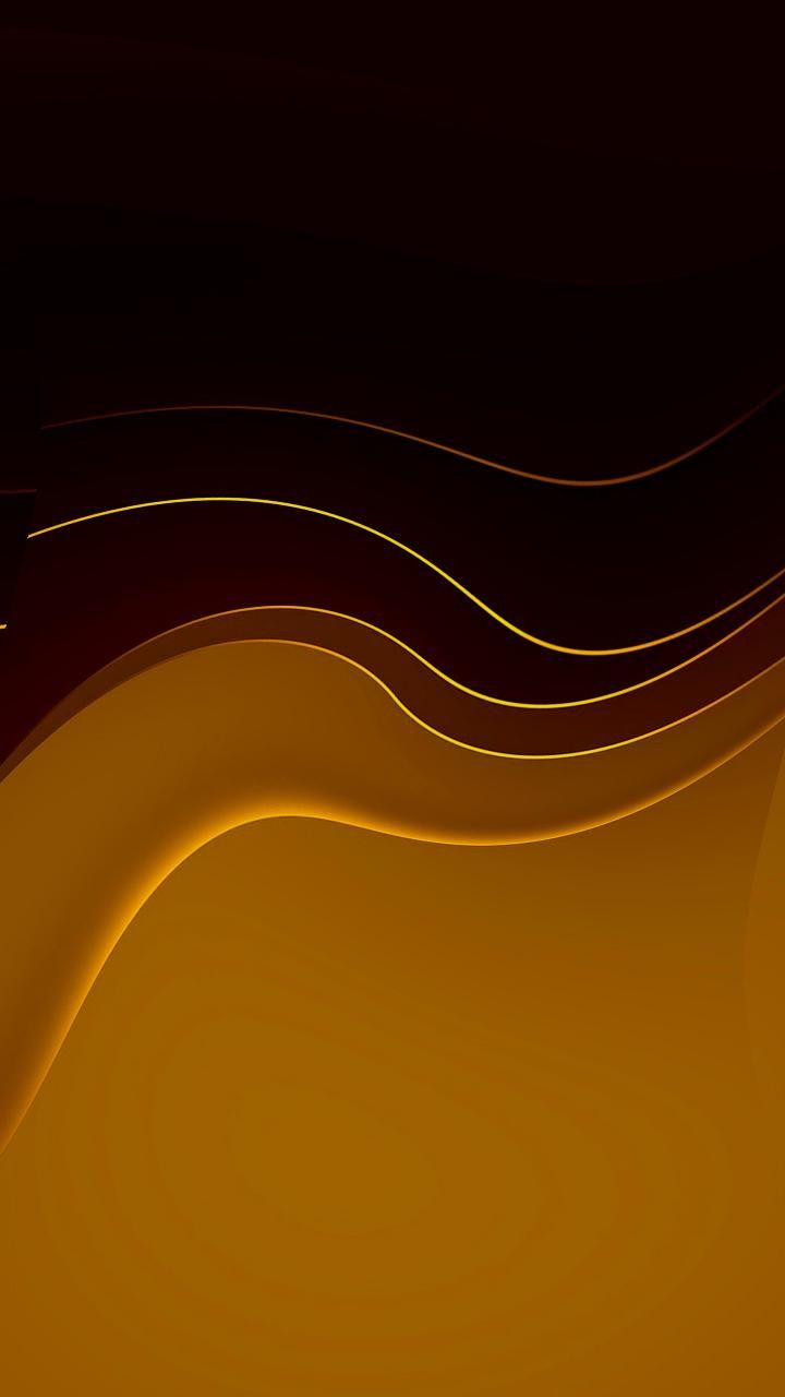 Download Golden Waves Wallpaper By Kabewr 79 Free On Zedge Now Browse Millions Of Popular A Waves Wallpaper Phone Wallpaper Design Iphone Wallpaper Ocean