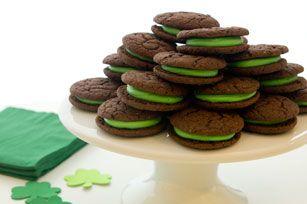 Accompagnez de lait ces biscuits savoureux et alléchants.