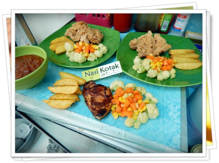 Crispy Chicken Steak & Chicken BBQ