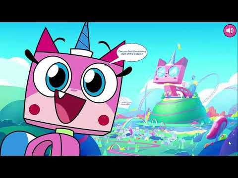 Watch Unikitty Sparkle Blaster - Unikitty Hyper quiz - Unikitty Games