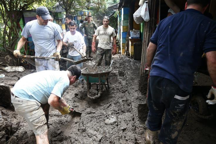 Νεκροί και αγνοούμενοι από τις πλημμύρες που σάρωσαν περιοχές στη Χιλή