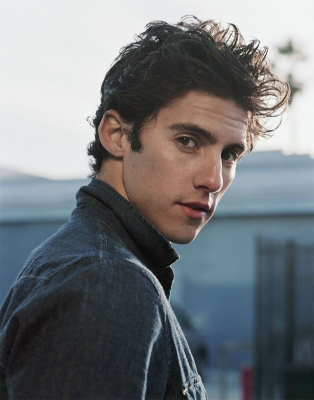 Milo Ventimiglia my favorite rebel without a cause.