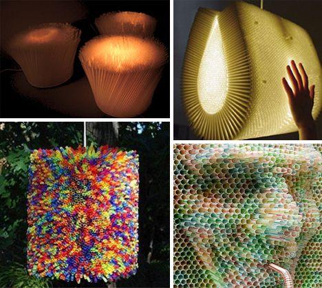 Best 25 Drinking Straw Crafts Ideas On Pinterest