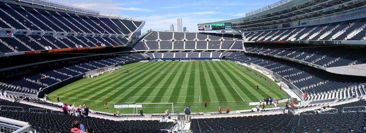 0[/caption] El famoso estadio Soldier Field recibirá este 22 de junio a las dos selecciones que se enfrentarán por el pase a la final de la copa.