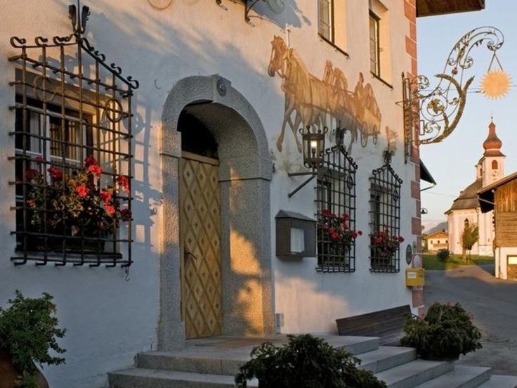 Trend Strasserwirt Tyrolean Manor House