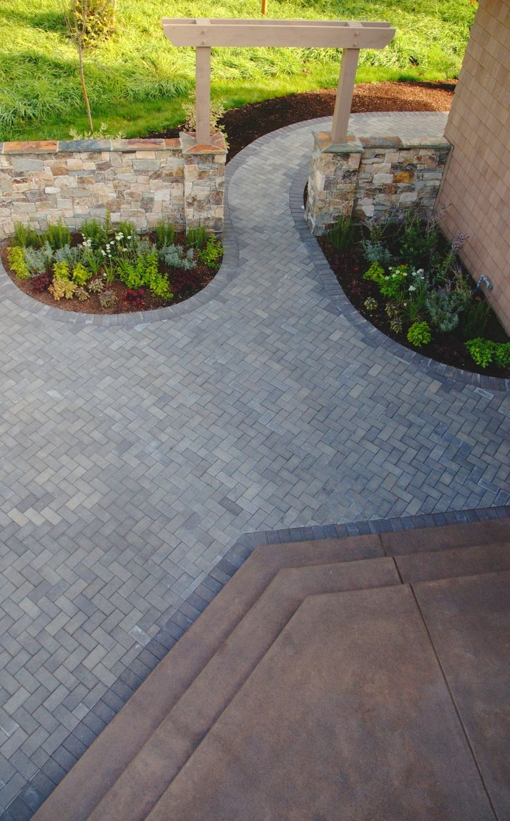 7 best paving stone patterns images on pinterest paving stones